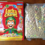Lucky Charms シリアル☆アメリカの子供達に人気の甘~いシリアル